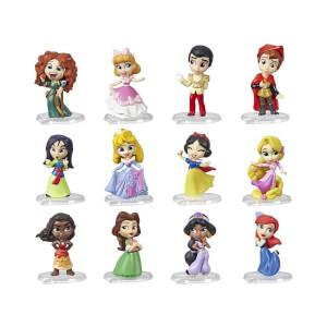 Disney Prenses Mini Çizgi Figür Sürpriz Kutu Seri 2