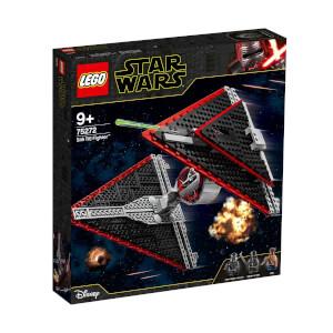 LEGO Star Wars Sith TIE Fighter'ı 75272