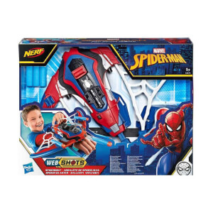 Spiderman Dart Fırlatıcı E8575