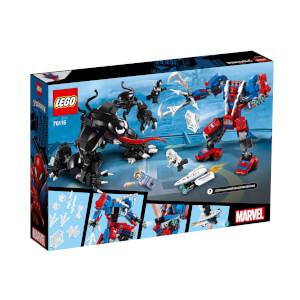 LEGO Marvel Super Heroes Örümcek Robotu Venom'a Karşı 76115