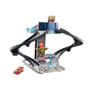 Disney Pixar Cars Rust-Eze Yarış Kulesi GJW42