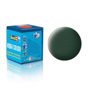 Revell Koyu Yeşil Mat Maket Boyası 18 ml. 36168