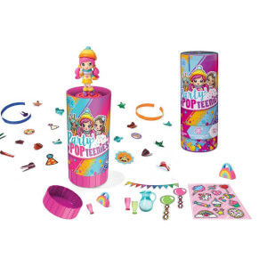 Party Popteenies Figür Tekli Paket