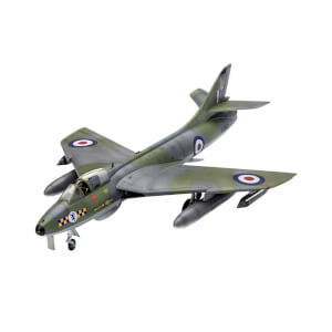 Revell 1:72 Hawker Hunter Model Set Uçak 63908
