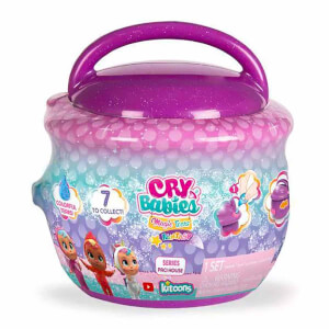 Cry Babies Magic Tears Fantasy Paci Evler Sürpriz Paket CYM02000