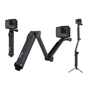 GoPro 3-Way Monopod veTripod Bağlantı Parçası