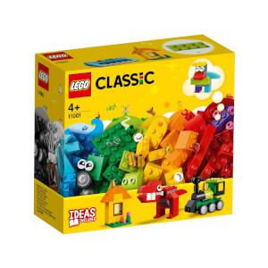 LEGO Classic Yapım Parçaları ve Fikirler 11001