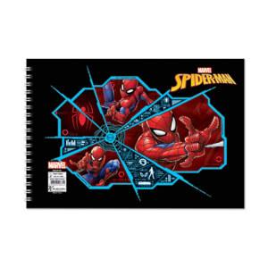 Spiderman Resim Defteri