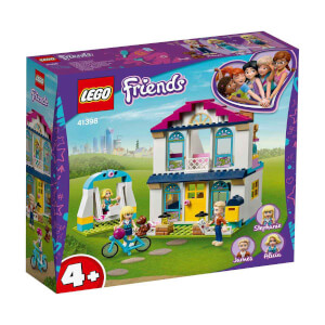 LEGO Friends 4+ Stephanie'nin Evi 41398