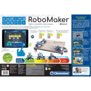 Bilim Seti : Robomaker Start