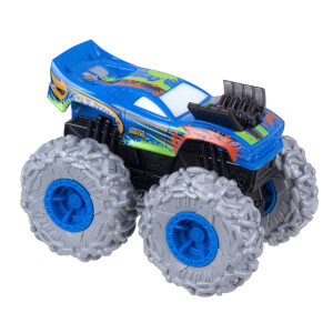 Hot Wheels Monster Trucks Çek Bırak Arabalar GVK37