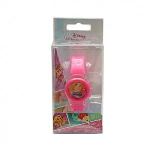 Disney Prenses Rapunzel LED Işıklı Dijital Kol Saati