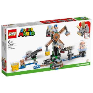 LEGO Super Mario Reznor Son Darbe Ek Macera Seti 71390