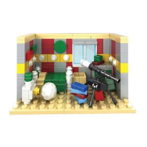 Kral Şakir Necati'nin Odası Yapım Seti 226 Parça