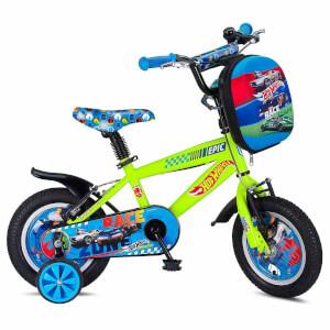 Hot Wheels Bisiklet 12 Jant