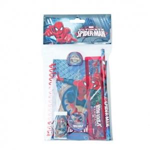 Spiderman 6'lı Kırtasiye Set