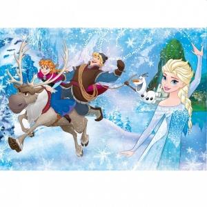 24 Parça Maxi Puzzle : Frozen