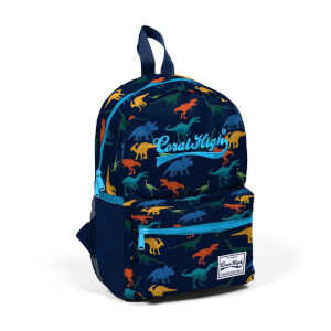 Coral High Okul Çantası Dinozor Desenli 23155