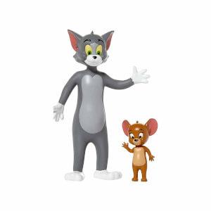 Tom ve Jerry Bükülebilir 2'li Figür