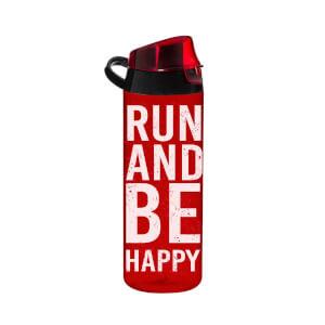 Run And Be Happy Askılı Matara 750 ml.