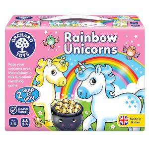 Gökkuşağı Unicornlar