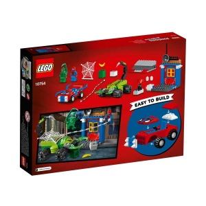 LEGO Juniors Spider-Man ile Scorpion Sokak Karşılaşması 10754