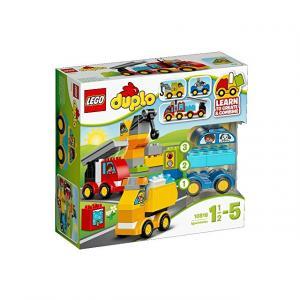 LEGO DUPLO İlk Araçlarım 10816