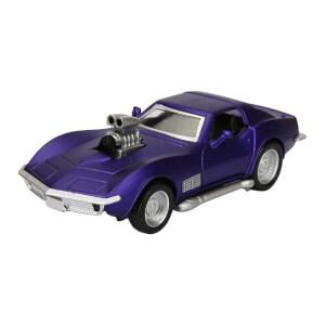Maxx Wheels Muscle Sesli ve Işıklı Araba 12 cm.