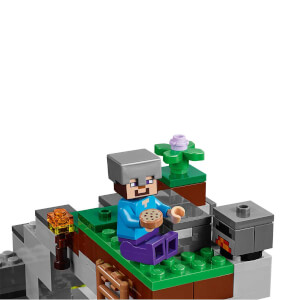 LEGO Minecraft Zombi Mağarası 21141