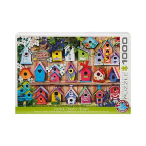 1000 Parça Puzzle : Home Tweet Home
