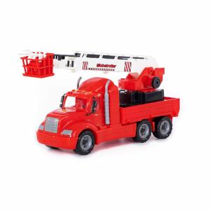 Polesie Power Trucks İtfaiye Aracı