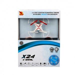 Drone 2.4 Ghz Usb Şarjlı 8 cm