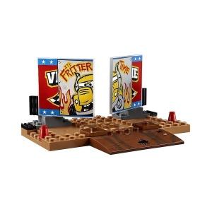LEGO Juniors Thunder Hollow Çılgın 8 Yarışı 10744