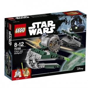 LEGO Star Wars Yoda'nın Jedi Starfighter'ı 75168