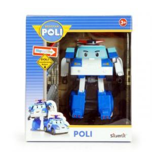 Robocar Poli Işıklı Dönüşen Figür Poli