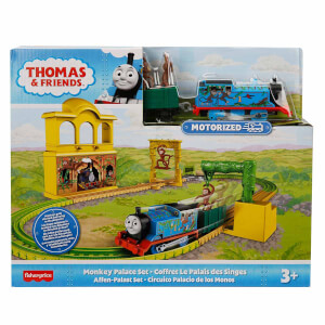 Thomas Friends Orman Macerası Oyun Seti FXX65