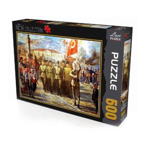 500 Parça Puzzle : Atatürk