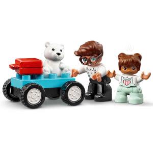 LEGO DUPLO Town Uçak ve Havaalanı 10961