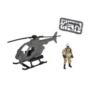 Soldier Force Askeri Araçlı Oyun Set
