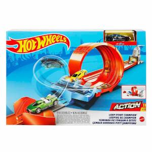 Hot Wheels Şampiyonluk Parkuru Yarış Pisti GBF81