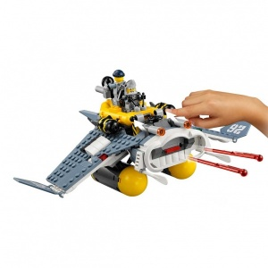 LEGO Ninjago Manta Ray Bombacısı 70609