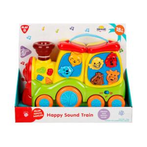 Hayvan Sesleri Çıkaran Tren