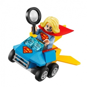 LEGO DC Comics Super Heroes Mighty Micros: Supergirl Brainiac'a Karşı 76094