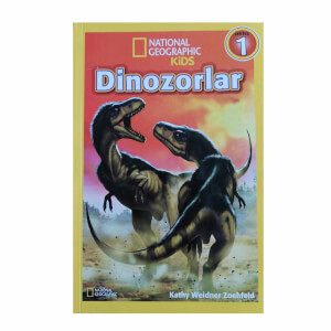 National Geographic Kids Dinozorlar