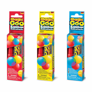 Magic Goo Balloon Making Paste 3 in 1 Kırmızı-Sarı-Mavi