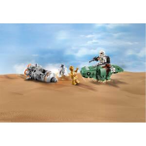 LEGO Star Wars Kaçış Kapsülü Dewback Mikro Savaşçı 75228