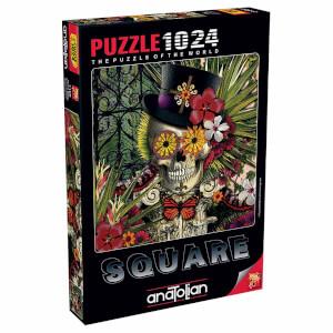 1024 Parça Puzzle : Mucize Baron