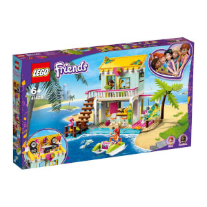 LEGO Friends  Plaj Evi 41428
