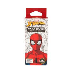 Spiderman Yara Bandı 10'lu