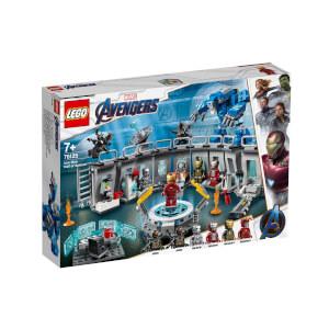 LEGO Marvel Avengers Movie 4 Iron Man Hall of Armor 76125